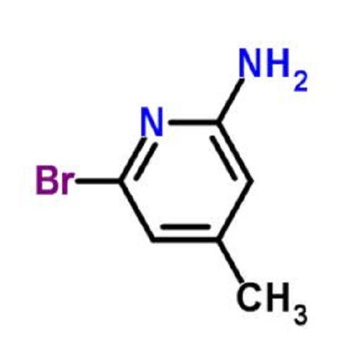 2-Amino-6-bromo-4-methylpyridine
