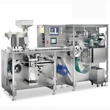 High-speed Aluminum blister packing machine
