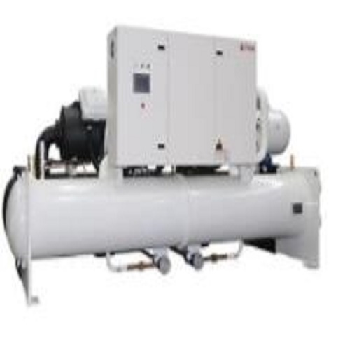 Water Cooled Flooded Screw Chiller