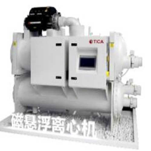 Oil-Free Water-Cooled Centrifugal Chiller