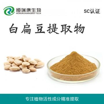 White lentil extract