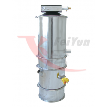 QVC-5 pneumatic vacuum feeding machine