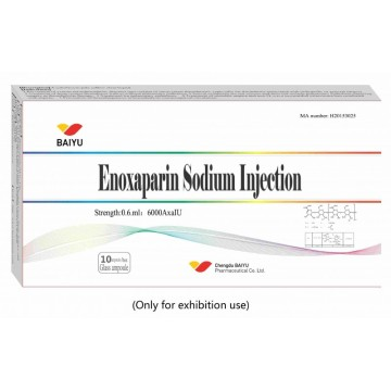 Enoxaparin Sodium Injection