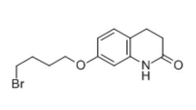 3,4-Dihydro-7-(4-bromobutoxy)-2(1H)-quinolinone