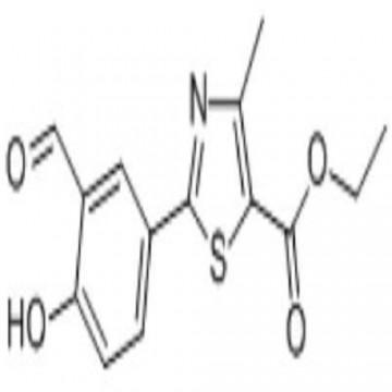 Ethyl 2-(3-formyl-4-hydroxyphenyl)-4-methylthiazole-5-carboxylate