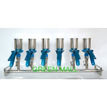 Manifolds Vacuum Filtration
