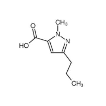 1-Methyl-3-propyl-1H-pyrazole-5-carboxylic acid