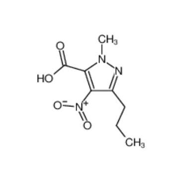 1-Methyl-4-nitro-3-propyl-1H-pyrazole-5-carboxylic Acid