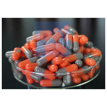 Gelatin hollow capsules