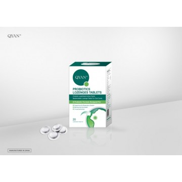 QYAN Probiotics Lozenges Tablets