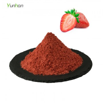 Freeze Dried Strawberry Powder