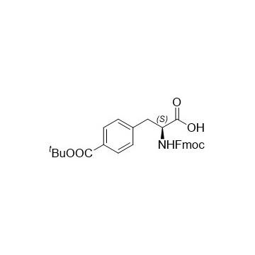 Fmoc-p-Carboxy-Phe(otBu)-OH