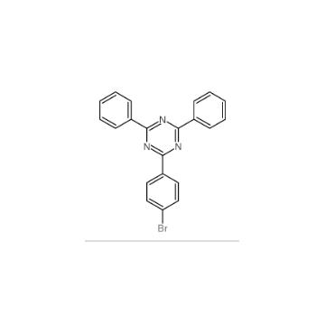 2-(4-bromophenyl)-4,6-diphenyl-[1,3,5]triazine