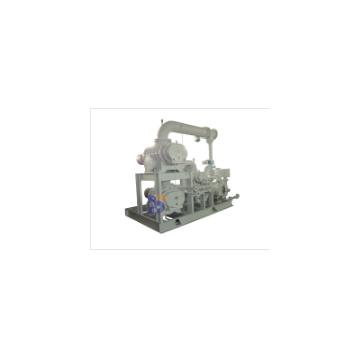 JZJQ2B2500-2.2.1 Series Roots Water Ring Vacuum Unit