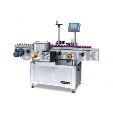 A117 Orientated Wrap-around Labeling System with Turn-table