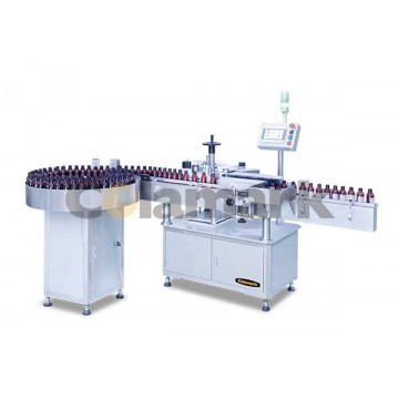 A101 Vertical Round Bottle Labeling System