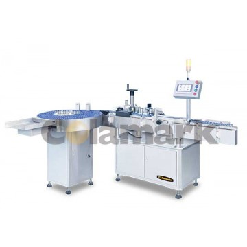 A101P Vertical Wrap-around Labeling System for Pharma