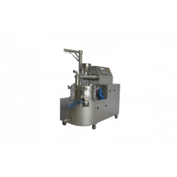 Production extrusion and rolling machine