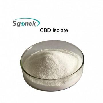 Top quality Cannabidiol CBD Isolate Powder CAS 13956-29-1