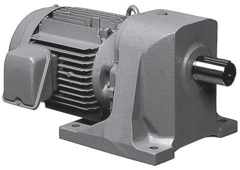 Hitachi Geared Motors GA Series