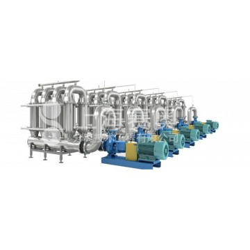 SAS Industrialized Membrane Separation System