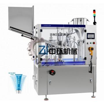 ZHF-100YC Tube filling & sealing machine