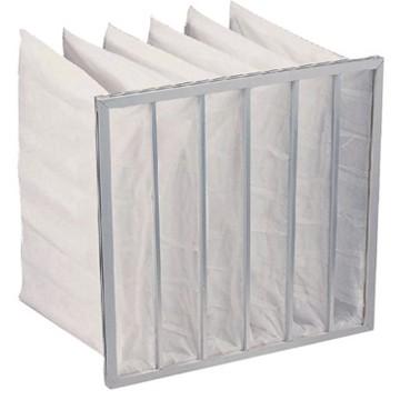Bag medium efficiency filter