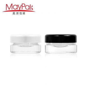 Custom 3g 5g childproof glass CBD container -Maypak