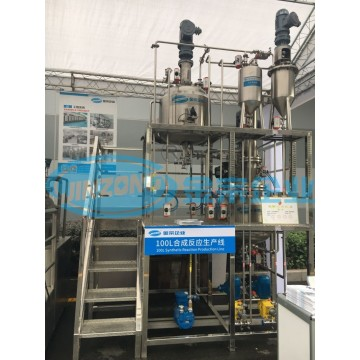100L Synthetic reaction pilot production line