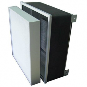 FL high-efficiency air outlet without partition