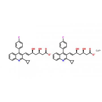 Pitavastatin calcium