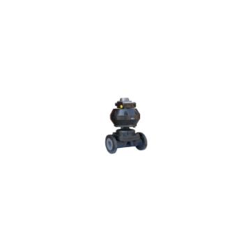 Pneumatic lining fluorine diaphragm valve (with positioner) G6B41F-10C