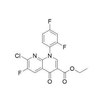 Tosufloxacin intermediate