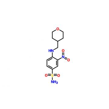 3-nitro-4-((tetrahydro-2H-pyran-4-yl)MethylaMino)benzenesulfonaMide