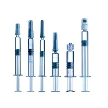 SCHOTT Glass Prefillable Syringes
