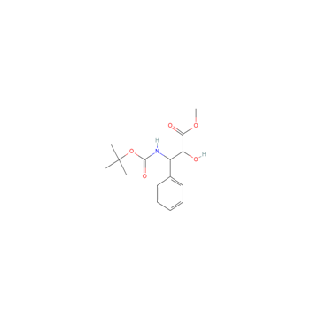 (2R,3S)-N-tert-butoxycarbonyl-3- phenylisoserinate methyl