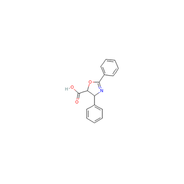 (4S,5R)-2,4-Diphenyl-4,5-dihydro-1,3-oxazole-5-carboxylic acid