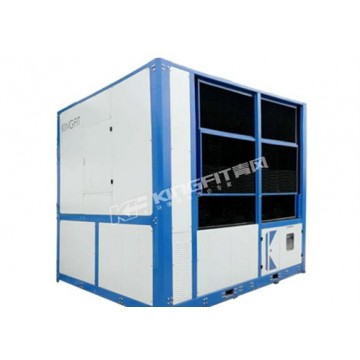 Double-cooled Magnetic Bearing Chiller for Anodizing