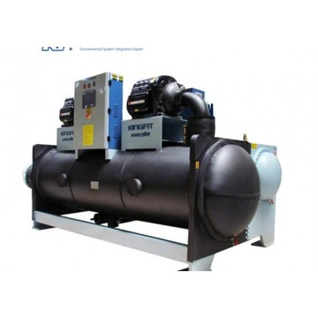 Direct Cooling Magnetic Bearing Centrifugal Chiller for Aluminum Anodizing