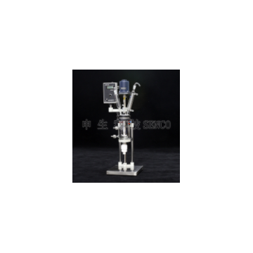 Mini and lab use Jacketed Glass Reactor