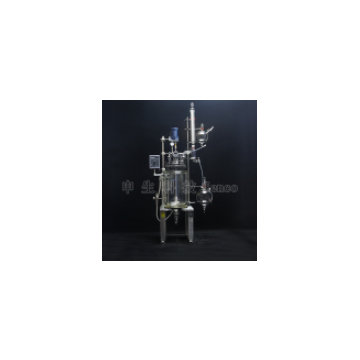 10L-150L Jacketed Cap Style Reactor