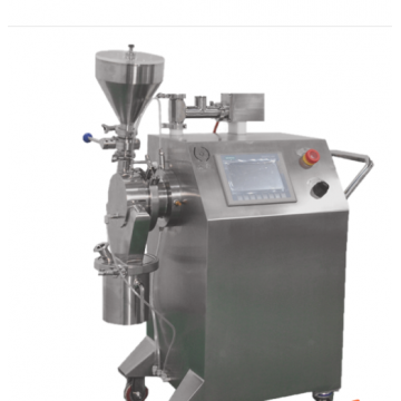 Granulate&crushing machine
