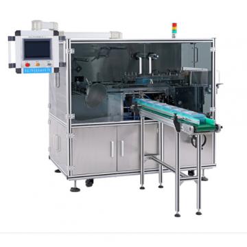 WBG-680 Series three-dimensional overwrapping machine