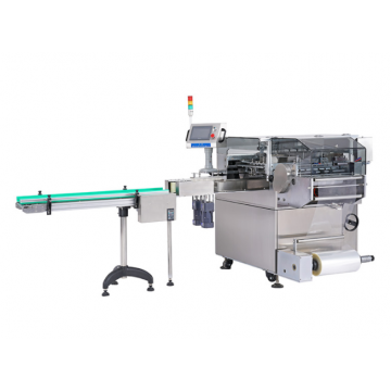 WBG-CL480 Series three-dimensional overwrapping machine
