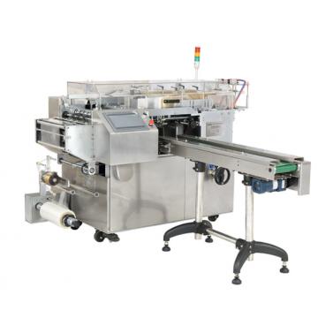WBG-CD380 Series three-dimensional overwrapping machine