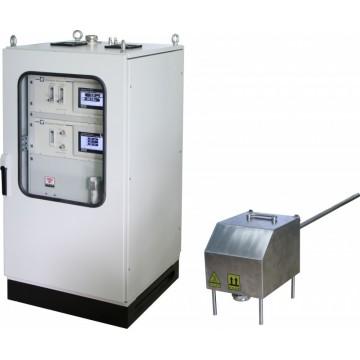 CI-XT62B1 Flue gas analysis system