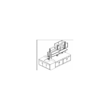 T-type Lab Bench Serie