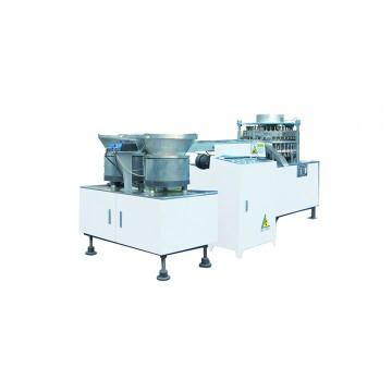 SY-100-2F Aluminum and plastic cap compounding machine (Medicine lids series)
