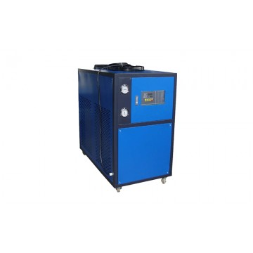 Cooling water machine