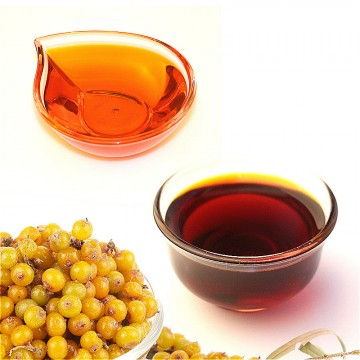 Sea Buckthorn Fruit and Seed Oil